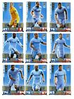 Match Attax 2014/15 Trading Cards (Man City-Base) 164-180