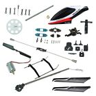 Double Horse 9117 R/C Remote Radio Control 2.4G 4CH Metal Helicopter Spare Parts