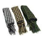 Tactical Army Military Unisex  Keffiyeh Shemagh Arab Shawl Scarf Neck Cover Wrap