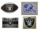 Oakland Raiders Decal Sticker NFL Football Licensed - Choose You Item