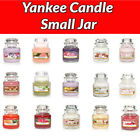 Yankee Candle  3.7oz Small Jars Choose Your Scent. + FREE P&P