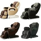 Luxury Massage Chair Recliner Zero Gravity Remote Control Shiatsu Titan New