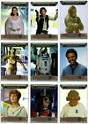2014 Topps Chrome Perspectives Star Wars Rebel Perspective Refractor You Pick A