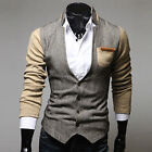 Spring/autumn new sweaters men's slim fit Knit Shirt men's sweater Cardigan coat