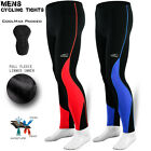 Men Winter Cycling Pants Tights Thermal Trouser Bike/Bicycle Coolmax Padded NEW