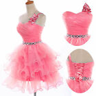 CHEAP~1 SEMI FORMAL DANCE PROM SHORT BIRTHDAY HOMECOMING SHORT DRESS & PLUS SIZE