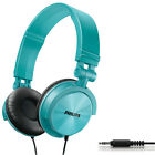 Philips SHL3050 Teal DJ Foldable Headband headphones Over-ear for iPod MP3 CD