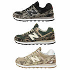 New Balance ML574 Camo Camouflage Pack Mens Fashion Sneakers Casual Shoes Pick 1