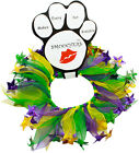Party Mardi Gras Pet Dog Collar