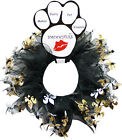 Party Fleur de Lis Pet Dog Collar