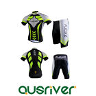 New Men Cycling Bike Comfortable Clothes Jersey Shirts Shorts Pants Suit 3D Pad