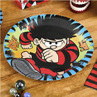 Dennis the Menace Boys Birthday Party Tableware, Plates, Cups ,Napkins & More!