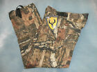 Mossy Oak Boy Youth Camo Hunting Pants 4 Pocket Scent Shield Turkey - You Choose