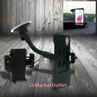 "Car/Truck 7"" Long Arm Windshield Phone/Mobile/GPS Mount+Universal Holder Stand"