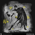 BATMAN The Dark Knight 1960s Detective DC Limited Edition Mens T-Shirt (M-2XL)