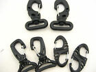 KAM quality metal plastic Swivel Trigger Clip backpack 8 shaped Carabiner Clip