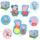 Peppa Pig & George Foil Party Balloons, Super Shapes, Helium & Air Fill