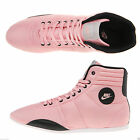 Nike Women's Hijack MID High Tops Retro Dance Shoes Trainers Pink 343873