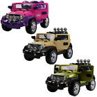 New 12V Open able Doors Kids Ride on Jeep Twin Motor with Parental Control