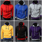 New Arrival Men's Casual Hooded Coats Hoodies Jacket Sweatshirts Sportswear