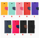 Wallet Stand Hybrid Leather Case Cover for HTC Desire 816