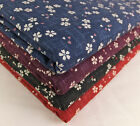 SB Japanese Flowers 100% Cotton Fabric