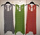 India Boutique Womens Short Dress Tunic Top Free Size Fits Medium to Large NWT