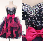 Beaded 2015 Cute Junior Short Prom Dress Graduation Dress Cocktail Party Gowns