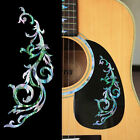 Gothic Line/DS (Abalone-Mixed)  Inlay Sticker Decal For Guitar Bass