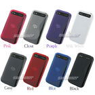 pure TPU Silicone Gel Rubber Case Skin Cover with S-Line for BlackBerry Q20