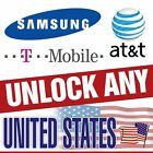 SAMSUNG T-MOBILE USA FACTORY UNLOCK CODE SERVICE GALAXY S2 S3 S4 S5 NOTE 1 2 3 4