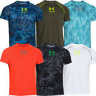 2015 Under Armour Funky Tech Run Graphic Tee Mens Fitted Training T-Shirt