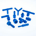 TEFEN Nylon Pipe Fitting Plastic Barbed Pipe Hosetail Joiner Tubing Connector