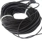 Hot 3mm Black/Coffee/natural Leather Cord For Pendant Necklace 5/10M