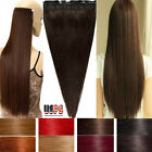 High Quality Clearance Human Hair Extensions Clip In Ultimate Remy 1 Piece F710