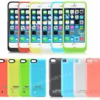4200mAh External Battery Backup Charger Case Pack Power Bank For iPhone 5 5S 5C