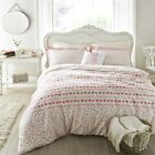 Hearts & Flowers pink and white Bedding by designer Emma Bridgewater – Duvet ...