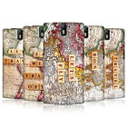 HEAD CASE DESIGNS TRAVEL THE WORLD HARD BACK CASE FOR ONEPLUS ONE