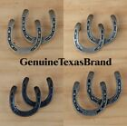 Double Horseshoe Drawer Handle Cabinet Western Southwest Decor Texas Kitchen
