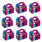 Disney Frozen Anna Elsa Girls Party Food Boxes Party Loot Bags