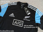 M L XL XXL ADIDAS ALL BLACKS PLAYERS PERFORMANCE RUGBY SHIRT jersey NEW ZEALAND