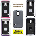 Original OtterBox Defender Series Case for Samsung Galaxy S5 Used Black White