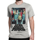 "Star Trek ""Star Wars"" Premium T-shirt distressed tee funny shirt spoof on eBay"