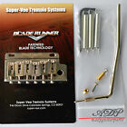 SUPER-VEE BLADE RUNNER KIT NICKEL modern 2 POST TREMOLO STRAT SYSTEM Inch/Metric