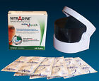 Sonic Cleaner Bath & 20 Nitradine Ortho Junior Tablets ~ Cleaning & Disinfecting