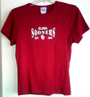 Campus Lifestyle Oklahoma Sooners Womens Logo Baby Doll T-Shirt