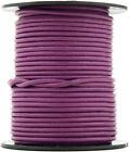 Xsotica® Round Leather Cord 10 Feet Over 65 Colors Available фото