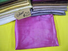 Thulian pink Satin fabric costume curtain lining wedding decoration crepe fabric