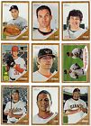 2011 Topps Heritage Base, Rookie, RC, or Star Card You Pick Your Player B