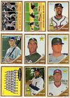 2011 Topps Heritage Base, Rookie, RC, or Star Card You Pick Your Player H